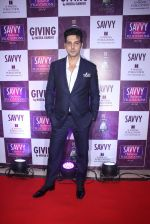 Zayed Khan at Savvy Magazine covers celebrations in Mumbai on 9th April 2016