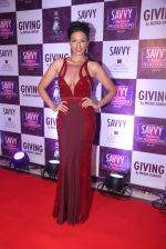 at Savvy Magazine covers celebrations in Mumbai on 9th April 2016 (110)_570a4152c5aa1.JPG