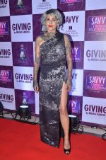 at Savvy Magazine covers celebrations in Mumbai on 9th April 2016 (30)_570a4127b5392.JPG