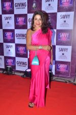 at Savvy Magazine covers celebrations in Mumbai on 9th April 2016 (4)_570a410e6f1cb.JPG