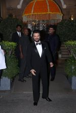 Anil Kapoor at the Royal dinner by Prince William & Kate Middleton on 10th April 2016