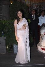 Kanika Kapoor at the Royal dinner by Prince William & Kate Middleton on 10th April 2016
