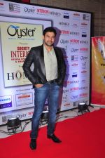 Sangram Singh at Society Interior bash in Mumbai on 10th April 2016