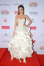 Amy Jackson at Hello Hall of Fame Awards 2016 on 11th April 2016