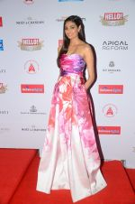 Athiya Shetty at Hello Hall of Fame Awards 2016 on 11th April 2016