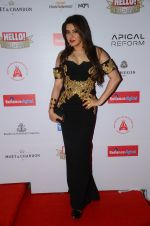 Kehkashan Patel at Hello Hall of Fame Awards 2016 on 11th April 2016
