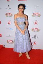 Kiara Advani at Hello Hall of Fame Awards 2016 on 11th April 2016