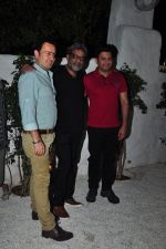 R. Balki, Bhushan Kumar at the Success bash of the film Ki & Ka in Olive on 11th April 2016 (7)_570ccdea3a1a8.JPG