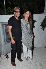 R. Balki, Kareena Kapoor Khan at the Success bash of the film Ki & Ka in Olive on 11th April 2016 (18)_570ccde9639d0.JPG