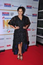 Sania Mirza at NRI of the year in Mumbai on 11th April 2016