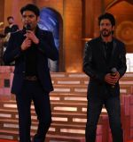 Shahrukh Khan Shoots with Kapil Sharma for The Kapil Sharma Show on 11th April 2016