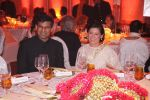 at Dinner party for Royal Couple in The Taj Mahal Palace, Mumbai on 11th April 2016