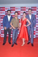 Lauren Gottlieb, Siddharth Mahadevan, Raghav Sachar, Cyrus Sahukar at Fame app event in Mumbai on 12th April 2016 (15)_570e4b50e329e.JPG