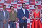 Lauren Gottlieb, Siddharth Mahadevan, Raghav Sachar at Fame app event in Mumbai on 12th April 2016 (12)_570e4b25b6538.JPG