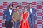 Lauren Gottlieb, Siddharth Mahadevan, Raghav Sachar, Cyrus Sahukar at Fame app event in Mumbai on 12th April 2016 (14)_570e4b06de177.JPG