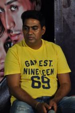 Sabbir Khan at Baaghi film promotions on 13th April 2016