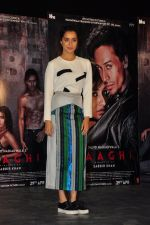 Shraddha Kapoor at Baaghi film promotions on 13th April 2016 (89)_570f3fe282945.JPG