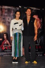 Shraddha Kapoor, Tiger Shroff, Sabbir Khan at Baaghi film promotions on 13th April 2016 (116)_570f3fe9de8ba.JPG