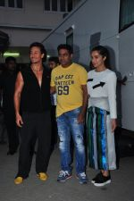 Shraddha Kapoor, Tiger Shroff, Sabbir Khan at Baaghi film promotions on 13th April 2016 (68)_570f3fe731abb.JPG