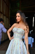 Malaika Arora Khan snapped in Mumbai on 15th April 2016