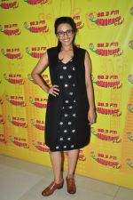 Swara Bhaskar at Radio Mirchi for the promotion of Nil Battey Sannata in Mumbai on 15th April 2016