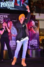 Diljit Dosanjh at Udta Punjab trailer launch on 16th April 2016