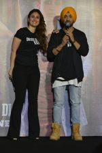 Kareena Kapoor, Diljit Dosanjh at Udta Punjab trailer launch on 16th April 2016
