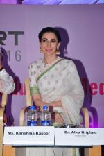 Karisma Kapoor at Gynaecs conference with Dr Nandita Palshetkar on 16th April 2016 (70)_5713a9eadb359.JPG