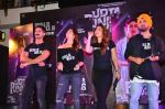 Shahid Kapoor, Kareena Kapoor, Alia Bhatt and Diljit Dosanjh at Udta Punjab trailer launch on 16th April 2016