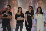 Shahid Kapoor, Kareena Kapoor, Alia Bhatt, Ekta Kapoor at Udta Punjab trailer launch on 16th April 2016