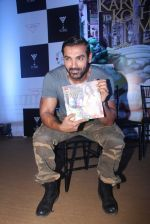 John Abraham at Karwar to Kolhapur Via Mumbai book launch on 17th April 2016