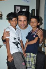 Krishna Abhishek film on location of Full 2 Jugadu on 17th April 2016 (27)_5714771bc6c77.JPG
