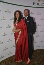 Shobhaa De at Zubin Mehta dinner hosted by Rolex on 17th April 2016