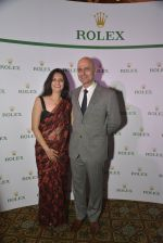 at Zubin Mehta dinner hosted by Rolex on 17th April 2016