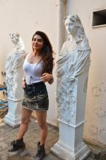 Jacqueline Fernandez at Dishoom wrap up in Mumbai on 18th April 2016