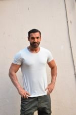 John Abraham at Dishoom wrap up in Mumbai on 18th April 2016