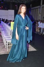 Sangeeta Bijlani at Bibhu Mohapatra show on 18th April 2016 (59)_5715c1e7ef4b6.JPG
