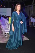 Sangeeta Bijlani at Bibhu Mohapatra show on 18th April 2016 (60)_5715c1f6878b6.JPG