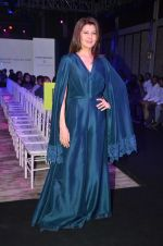 Sangeeta Bijlani at Bibhu Mohapatra show on 18th April 2016 (61)_5715c207982da.JPG