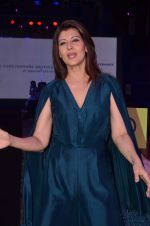 Sangeeta Bijlani at Bibhu Mohapatra show on 18th April 2016 (74)_5715c2a49f738.JPG