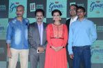Dia Mirza joins Living Foodz channel in Mumbai on 19th April 2016 (68)_571701f7dd3c4.JPG