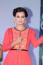 Dia Mirza joins Living Foodz channel in Mumbai on 19th April 2016 (87)_57170354dbe9e.JPG