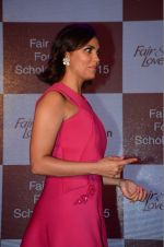 Lara Dutta at Fair and Lovely foundation event on 19th April 2016