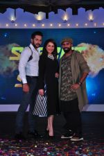 Madhuri Dixit, Terence Lewis and Bosco Martis at So You Think You can dance launch on 19th April 2016 (46)_57170c2beda39.JPG