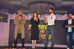 Madhuri Dixit, Terence Lewis and Bosco Martis at So You Think You can dance launch on 19th April 2016
