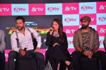 Madhuri Dixit, Terence Lewis and Bosco Martis at So You Think You can dance launch on 19th April 2016 (55)_57170cb463b68.JPG