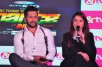 Madhuri Dixit, Terence Lewis at So You Think You can dance launch on 19th April 2016