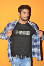Prateik Babbar snapped at Blue Frog on 19th April 2016