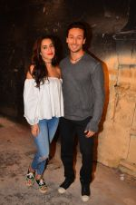 Tiger Shroff, Shraddha Kapoor snapped on 19th April 2016