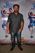 Anand L Rai at Nil Battey Sannata Screening in Mumbai on 20th April 2016